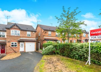 Thumbnail 3 bed end terrace house for sale in Sweetbriar Way, Heath Hayes, Cannock