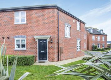 Thumbnail 3 bed semi-detached house for sale in Exploration Drive, Leicester, Leicestershire, England