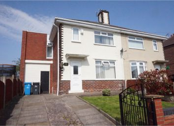 Thumbnail 3 bed semi-detached house for sale in Dudley Avenue, Runcorn