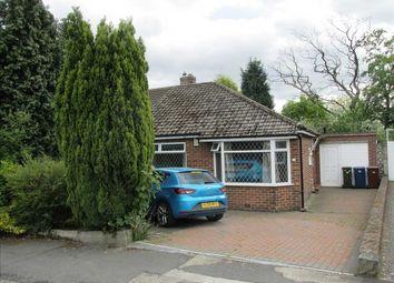 2 bed bungalow for sale in Roachburn Road, Westerhope, Newcastle Upon Tyne NE5
