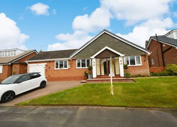 Thumbnail 3 bed detached bungalow for sale in Linksway, Gatley, Cheadle