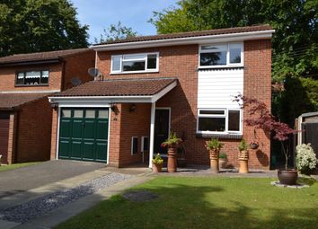 Thumbnail 4 bed detached house for sale in The Spinney, Walderslade Woods, Chatham