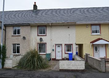 Thumbnail 2 bed terraced house for sale in Inglis Way, Girvan, South Ayrshire