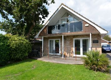 Thumbnail 4 bed detached house for sale in St Mary Grove, Hordle, Lymington