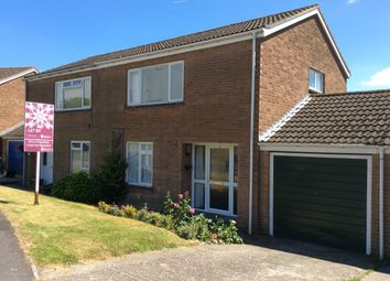 Thumbnail 2 bed semi-detached house to rent in Taylor's Meade, Combe St Nicholas