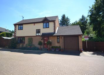 Thumbnail 4 bed detached house for sale in Rosemullion Avenue, Tattenhoe, Milton Keynes, Buckinghamshire