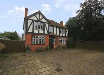 Thumbnail 4 bed detached house to rent in London Road, Datchet, Berkshire