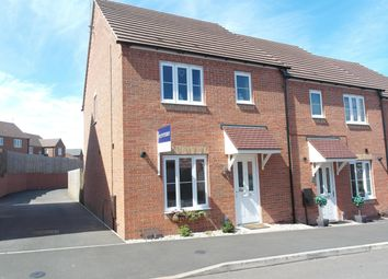 Thumbnail 3 bed town house for sale in Great Row Grove, Norton, Stoke-On-Trent
