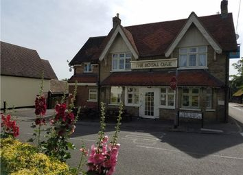 Thumbnail Pub/bar to let in The Royal Oak, High Street, Roxton, Bedford