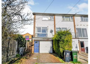 Thumbnail 3 bed end terrace house for sale in Ian Grove, Nottingham