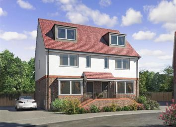 Thumbnail 4 bed semi-detached house for sale in Lucas Close, Queenborough, Sheerness, Kent