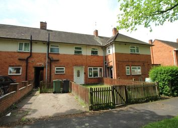 Thumbnail 3 bed terraced house to rent in Griggs Road, Loughborough