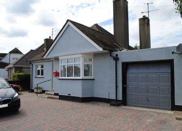Eastbourne Road, Willingdon, Eastbourne BN20. 2 bed detached bungalow