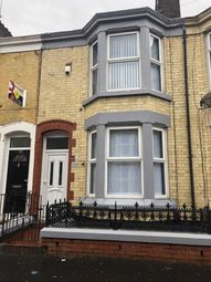 Thumbnail 3 bed shared accommodation to rent in Empress Road, Kensington Fields, Liverpool
