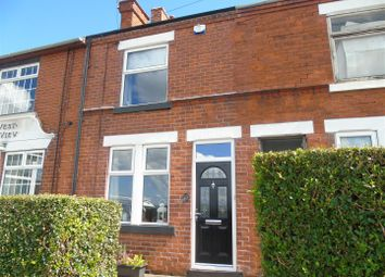 Thumbnail 2 bed terraced house for sale in Hill Top, Bolsover, Chesterfield