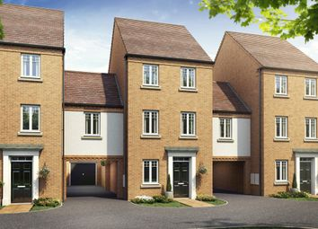 "Thumbnail 4 bed link-detached house for sale in ""Cannington Special"" at Mount Street, Barrowby Road, Grantham"