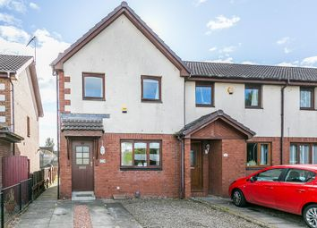 Thumbnail 3 bed end terrace house for sale in Harbury Place, Yoker, Glasgow