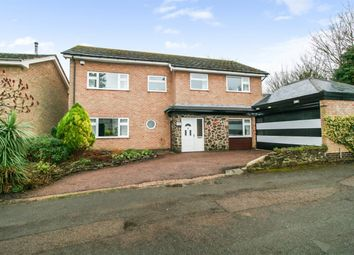 Thumbnail 4 bed detached house for sale in Park Road, Birstall, Leicester