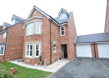 Thumbnail 5 bedroom detached house for sale in Wesham Park Drive, Wesham, Preston, Lancashire