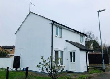 Thumbnail 2 bed semi-detached house for sale in Jasmine Way, Yaxley, Peterborough