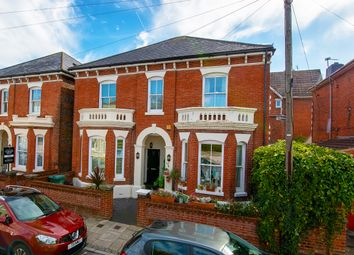 Thumbnail 4 bed semi-detached house for sale in Cavendish Road, Southsea