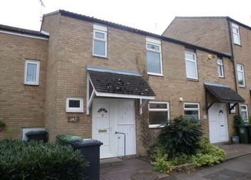 Thumbnail 3 bed terraced house to rent in Bringhurst, Orton Goldhay, Peterborough