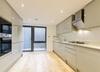 Thumbnail 3 bed flat to rent in Rotherhithe Street, Canada Water