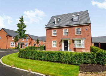 Thumbnail 5 bed detached house for sale in Mosses Farm Road, Longridge, Preston, Lancashire