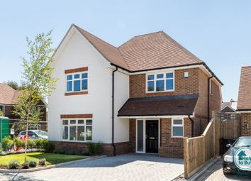 Thumbnail 4 bed detached house for sale in Reigate Road, Hookwood, Horley