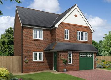Thumbnail 4 bed detached house for sale in The Alston Boundary Park, Parkgate, Neston