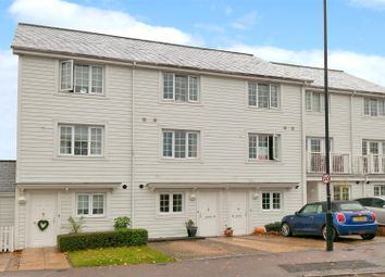 Thumbnail 4 bed terraced house for sale in Manley Boulevard, Snodland