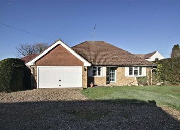 Thumbnail 4 bed detached bungalow for sale in Chapelcroft, Chipperfield, Kings Langley