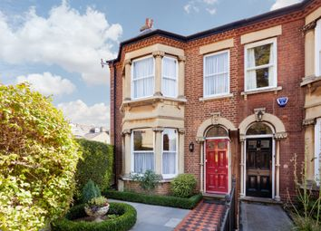 Thumbnail 4 bed semi-detached house for sale in St. Barnabas Road, Cambridge