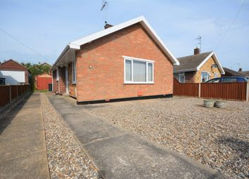 Thumbnail 2 bedroom detached bungalow for sale in Fern Avenue, Lowestoft