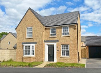 Thumbnail 4 bed detached house for sale in Brookfield Fold, Hampsthwaite, Harrogate