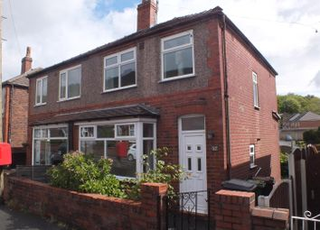 Thumbnail 3 bed semi-detached house to rent in Waterton Lane, Top Mossley, Mossley