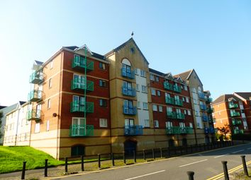 Thumbnail 1 bedroom flat to rent in Catrin House, Trawler Road, Maritime Quarter, Swansea