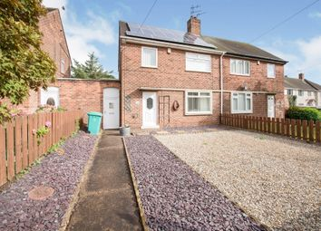 3 bed semi-detached house for sale in Barwell Drive, Strelley, Nottingham NG8