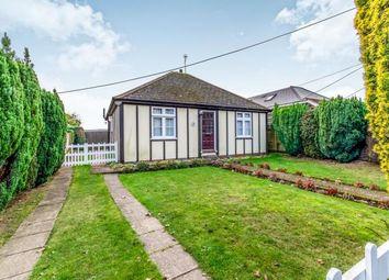 Thumbnail 2 bed bungalow for sale in Heathfield Bungalows, Rose Lane, Lenham Heath, Maidstone