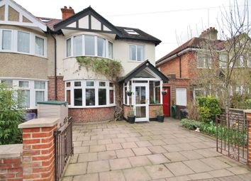 Thumbnail 4 bed semi-detached house for sale in Westbury Road, New Malden