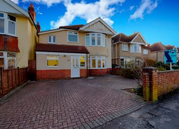 Thumbnail 4 bed detached house for sale in Crabwood Road, Southampton