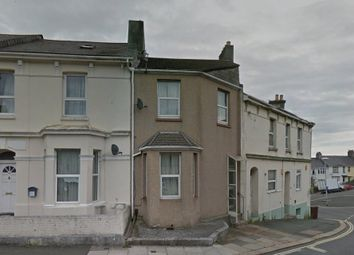 3 bed terraced house for sale in Kensington Road, Plymouth PL4