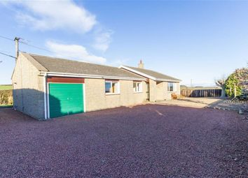 Thumbnail 3 bed detached bungalow for sale in South Charlton, Alnwick, Northumberland