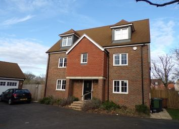 Thumbnail 5 bed detached house to rent in Little Meadow, Horley