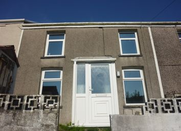 Thumbnail 2 bed terraced house to rent in Braich Y Cymmer Road, Pontycymer, Bridgend