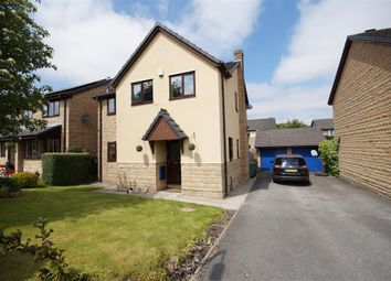 Thumbnail 4 bedroom detached house for sale in Bent Lea, Huddersfield