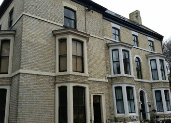 Thumbnail 1 bed flat to rent in Broomfield Terrace, Whitby