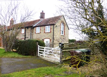 Thumbnail 1 bed cottage to rent in Digging Lane, Fyfield, Abingdon