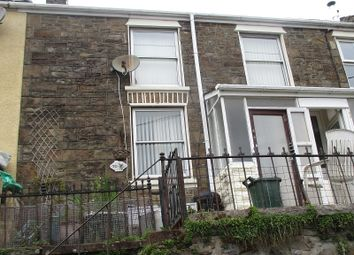 Thumbnail 2 bed terraced house for sale in Gough Road, Ystalyfera, Swansea.