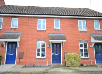 Thumbnail 2 bed terraced house for sale in Clement Attlee Way, King's Lynn